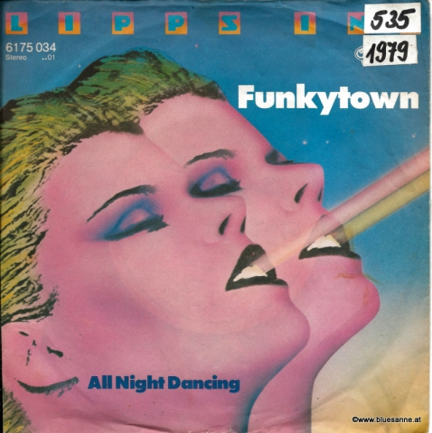 Lipps, Inc. ‎– Funkytown  1979