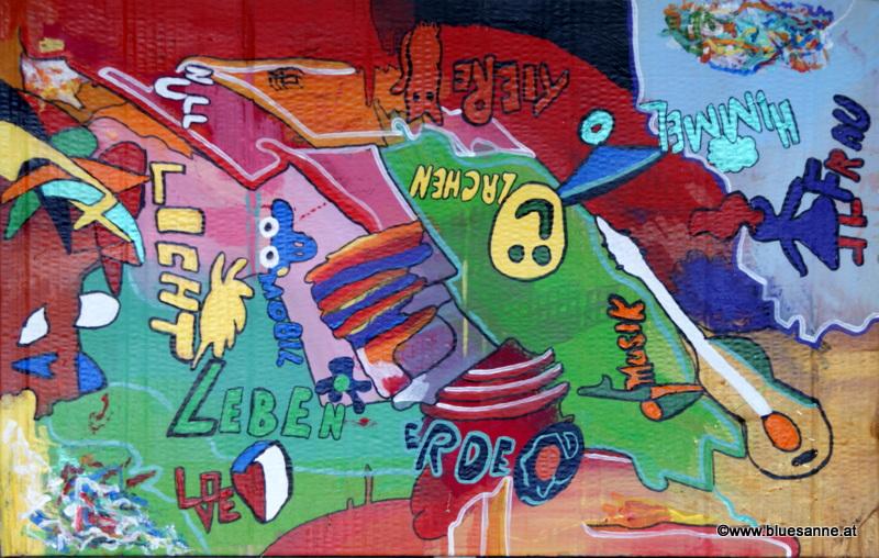 LivingLife18.11.201259 x 37 cmAcryl auf Wellpappe