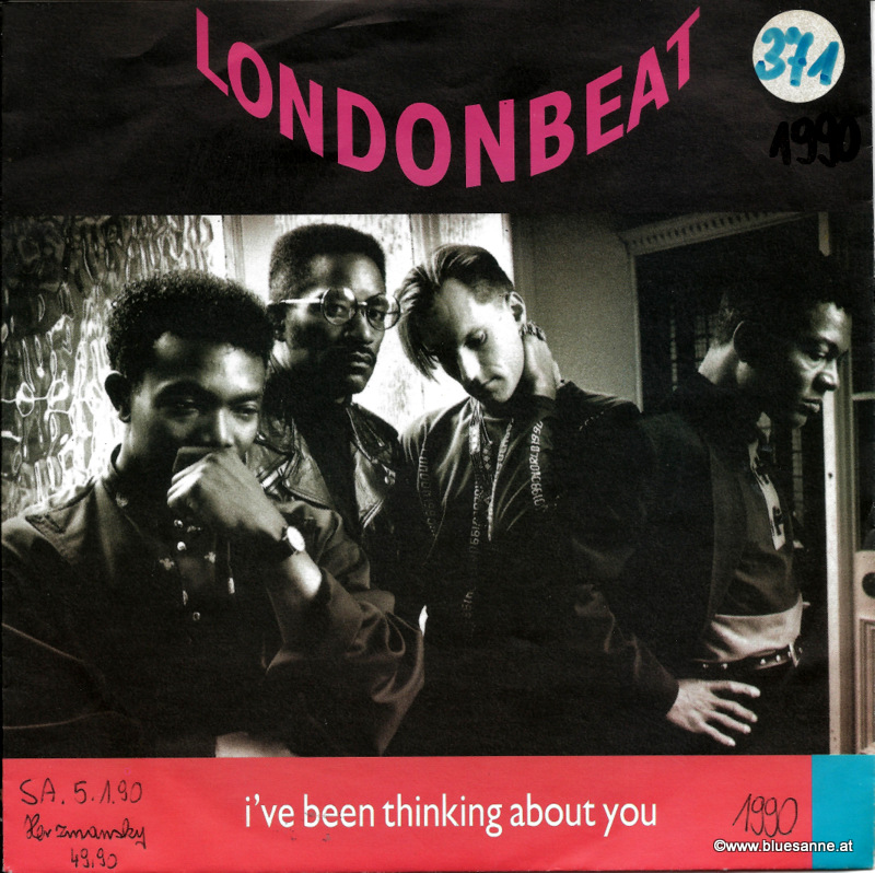 Londonbeat ‎– I;ve Been Thinking About You 1990