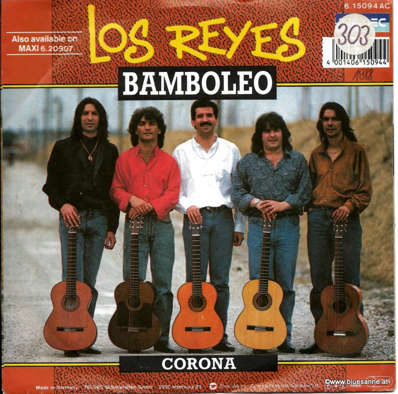Los Reyes – Bamboleo 1988