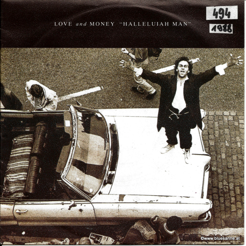 Love And Money – Halleluiah Man 1988