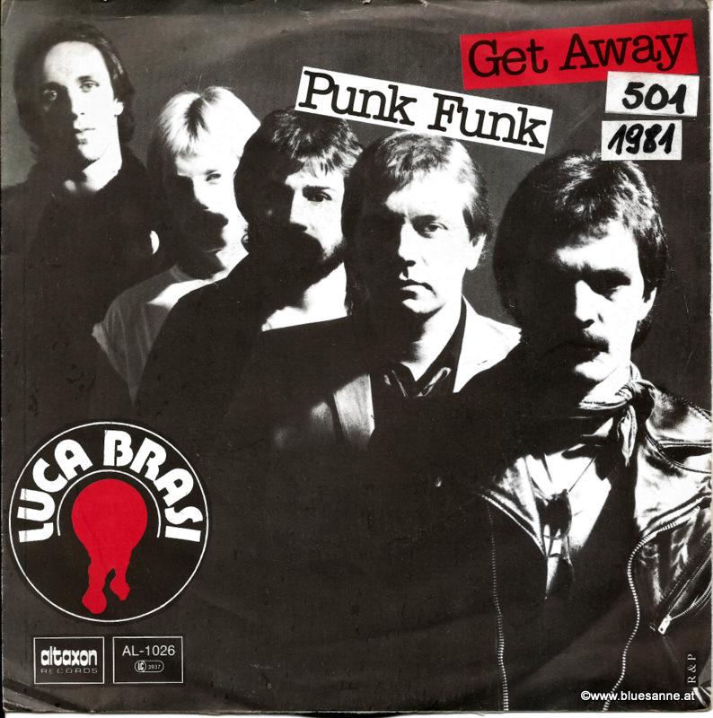 Luca Brasi - Get Away 1981