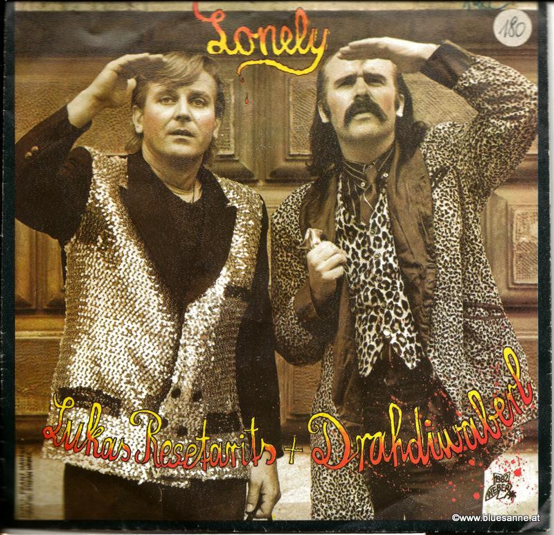 Lukas Resetarits + Drahdiwaberl 1982 Single