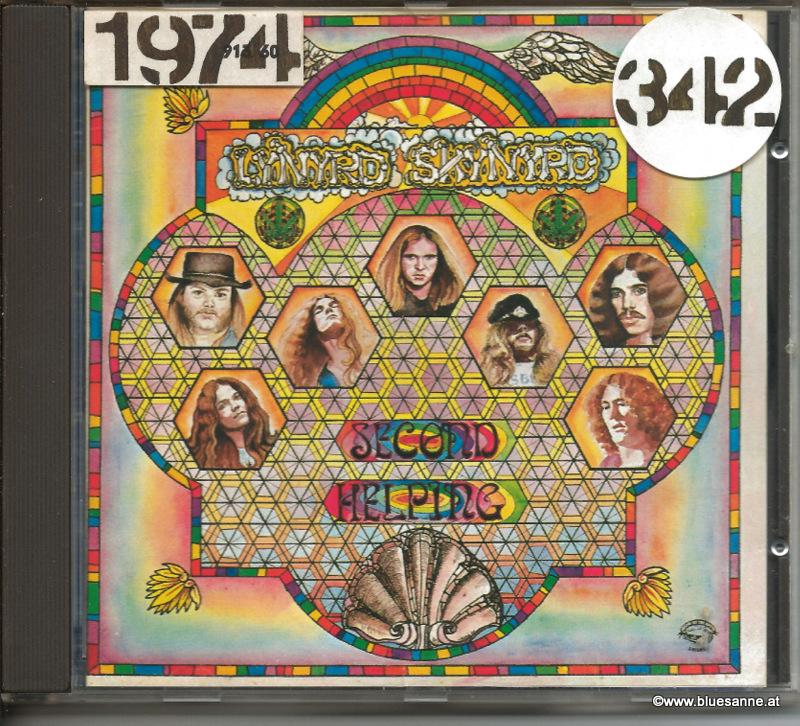 Lynyrd Skynyrd – Second Helping 1974 CD