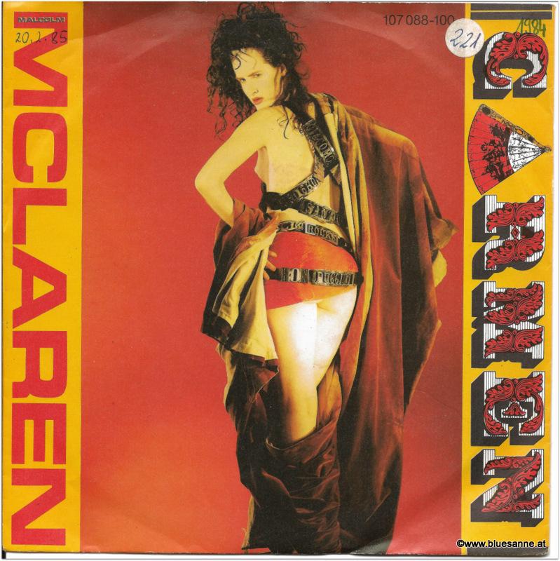 MCLaren Carmen Single