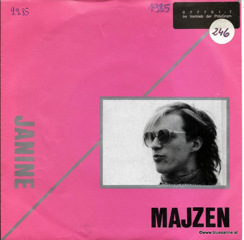 Majjzen - Janine 1985