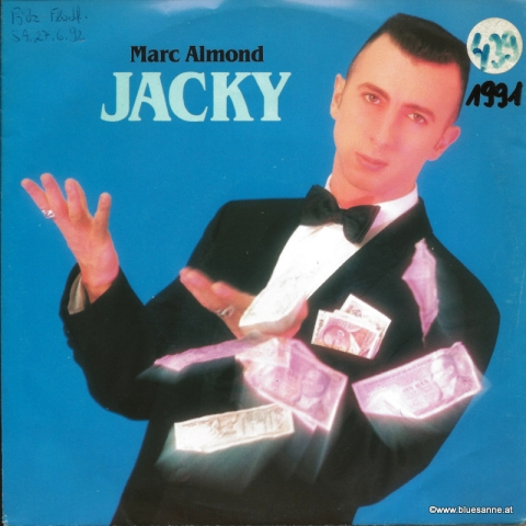 Marc Almond Jacky 1991 Single