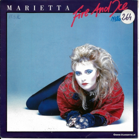 Marietta ‎– Fire And Ice 1986