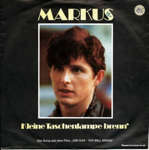 Markus - Kleine Taschenlampe brenn´ 1982