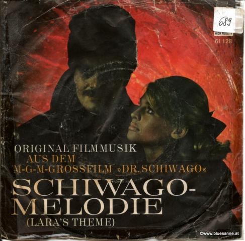Maurice Jarre – Schiwago-Melodie (Lara;s Theme) 1966