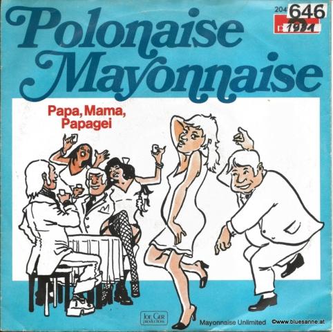 Mayonnaise-Unlimited – Polonaise-Mayonnaise 1981