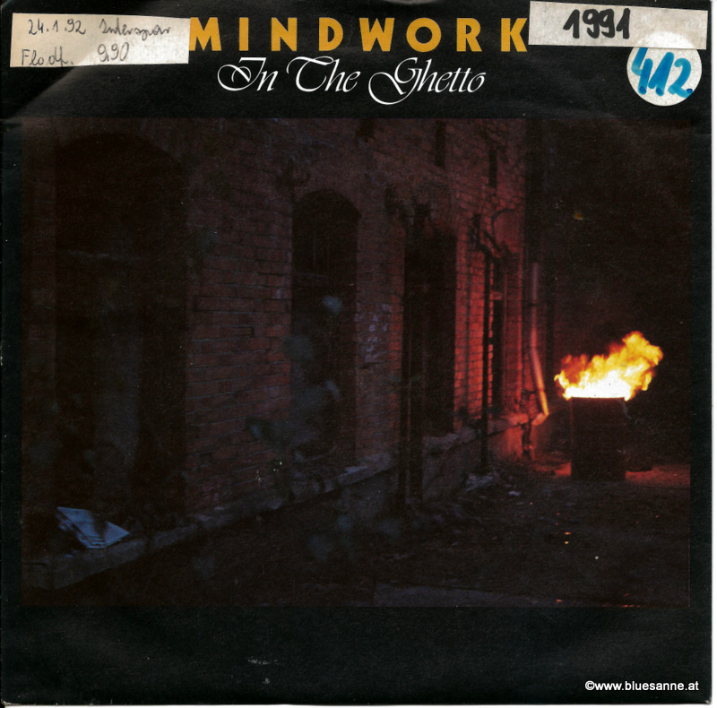 Mindwork ‎– In The Ghetto 1990