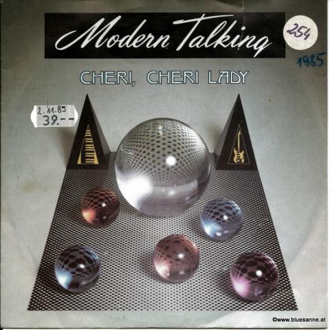 Modern Talking – Cheri, Cheri Lady 1985