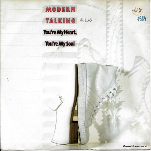 Modern Talking ‎– You;re My Heart, You;re My Soul 1984