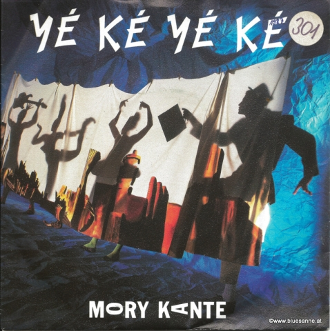 Mory Kante – Yé Ké Yé Ké 1987