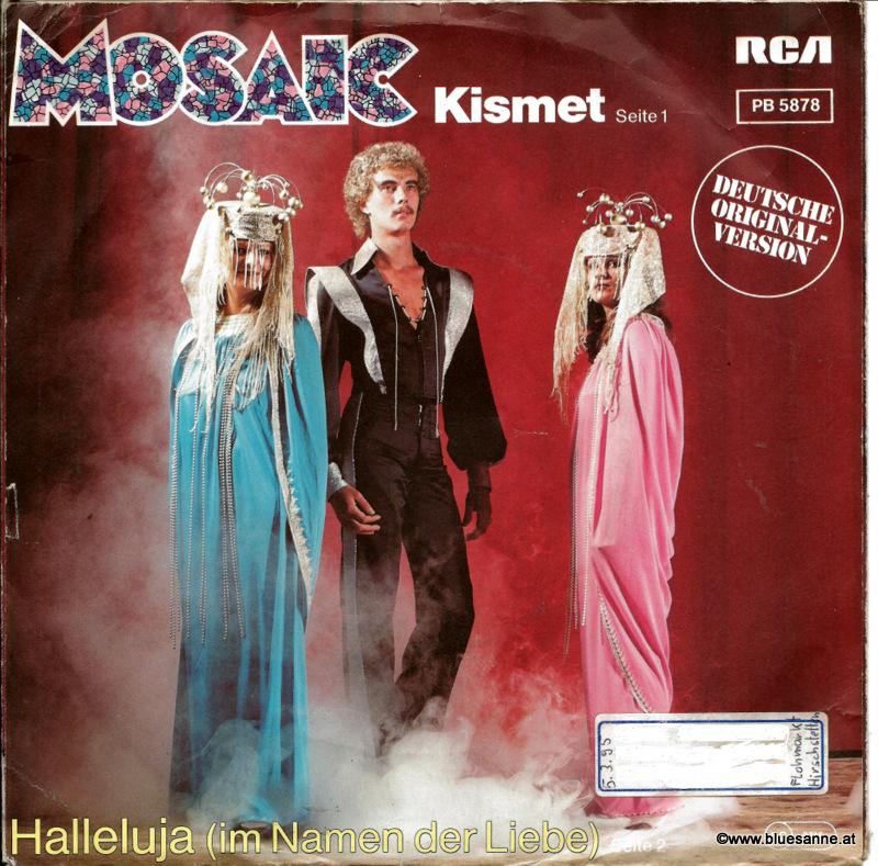 Mosaic - Kismet 1981