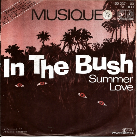 Musique ‎– In The Bush 1978