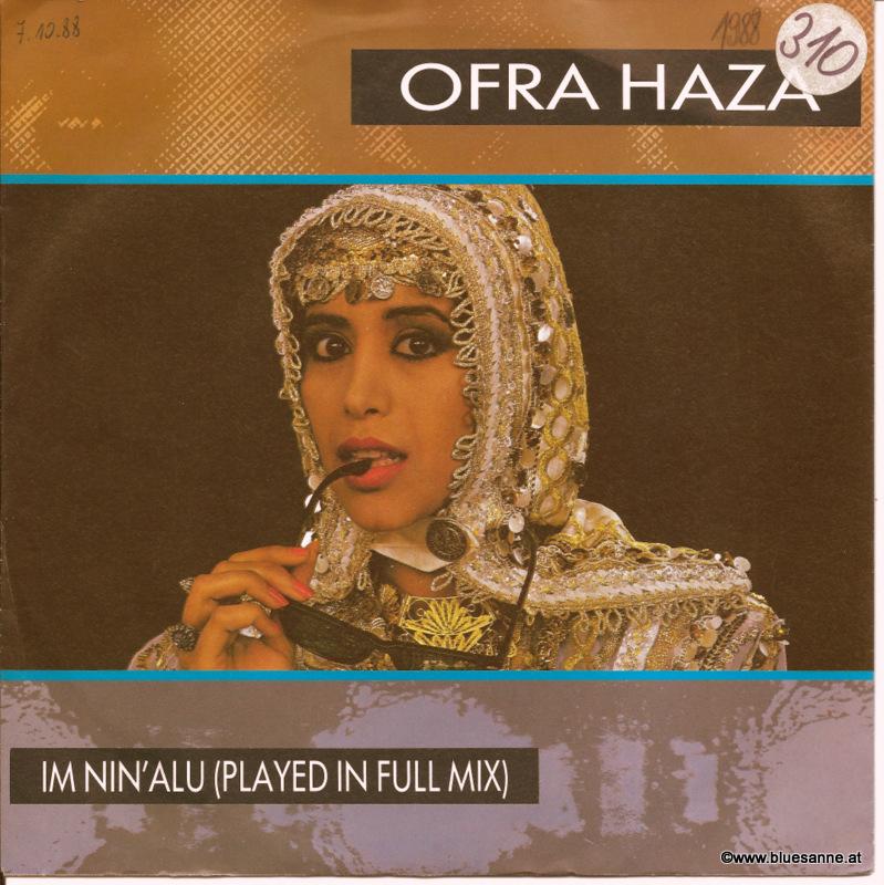Ofra Haza –Im Nin´ Alu 1987