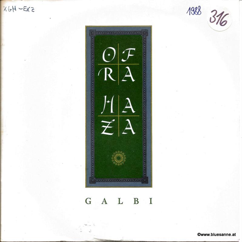 Ofra Haza – Galbi 1988