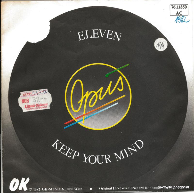 Opus Eleven 1982 Single