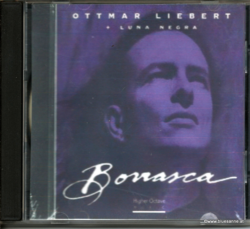 Ottmar Liebert And Luna Negra – Borrasca1991CD