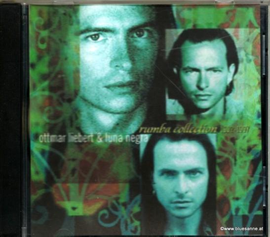 Ottmar Liebert + Luna Negra – Rumba Collection 1992-1997 CD