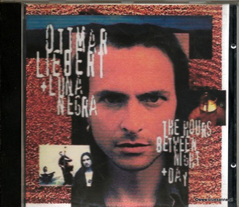 Ottmar Liebert + Luna Negra,The Hours Between Night And Day1993