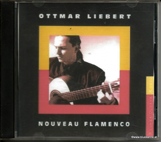 Ottmar Liebert Nouveau Flamenco 1990 CD