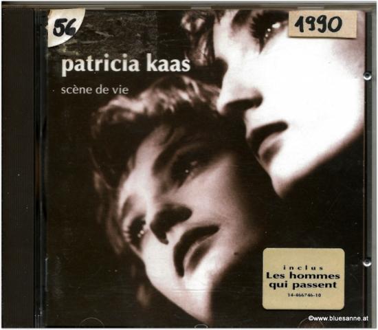 Patricia Kaas Scène de vie 1990 CD