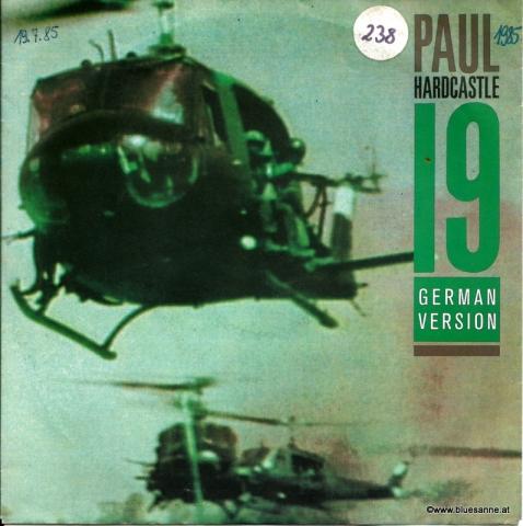 Paul Hardcastle – 19 (German Version) 1985