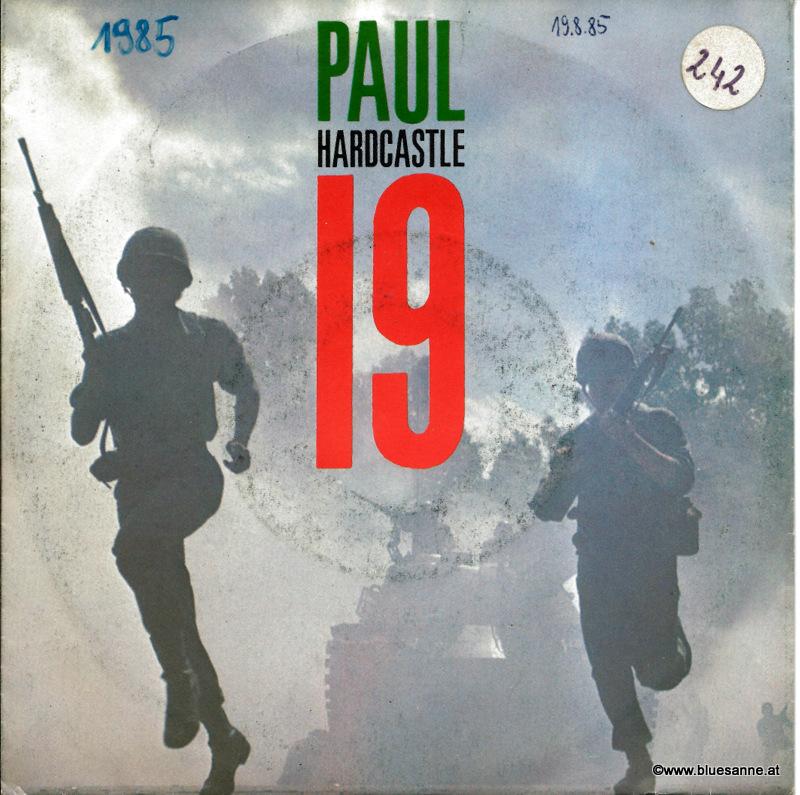 Paul Hardcastle – 19 1985