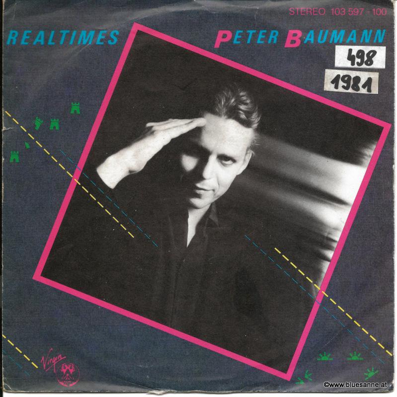 Peter Baumann – Realtimes 1981