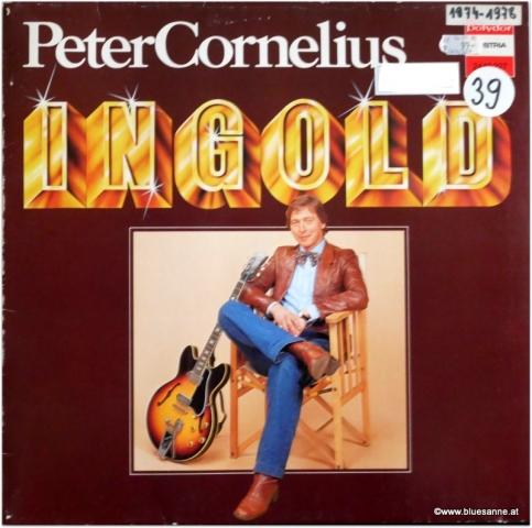 Peter Cornelius In Gold 1978 LP