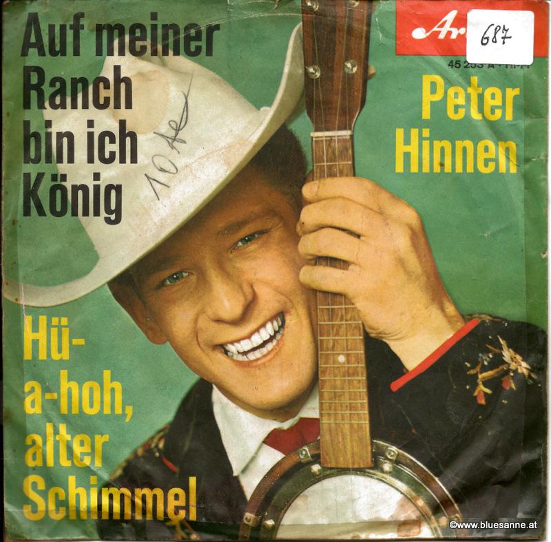 Peter Hinnen – Auf meiner Ranch bin ich König 1962