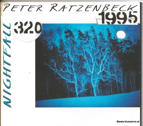 Peter Ratzenbeck Nightfall 1995 CD