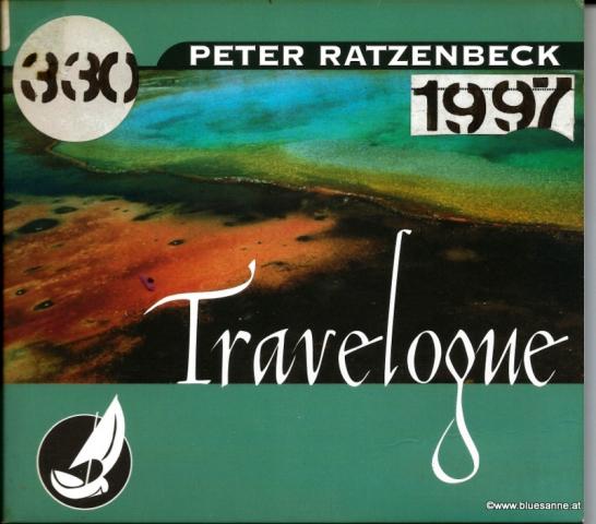Peter Ratzenbeck Travelogue 1997 CD