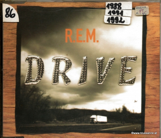 R.E.M. Drive 1992 CD-Single