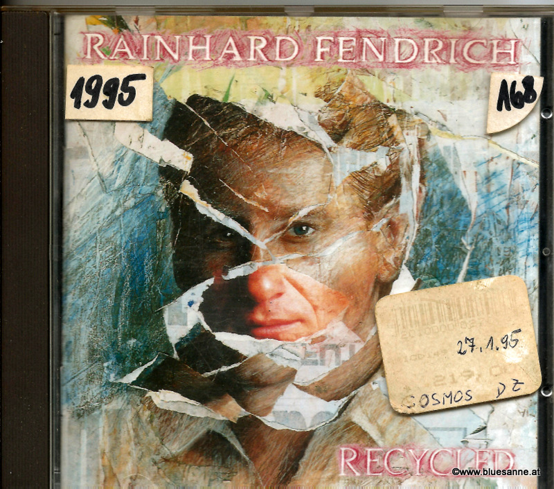 Rainhard Fendrich Recycled 1995 CD