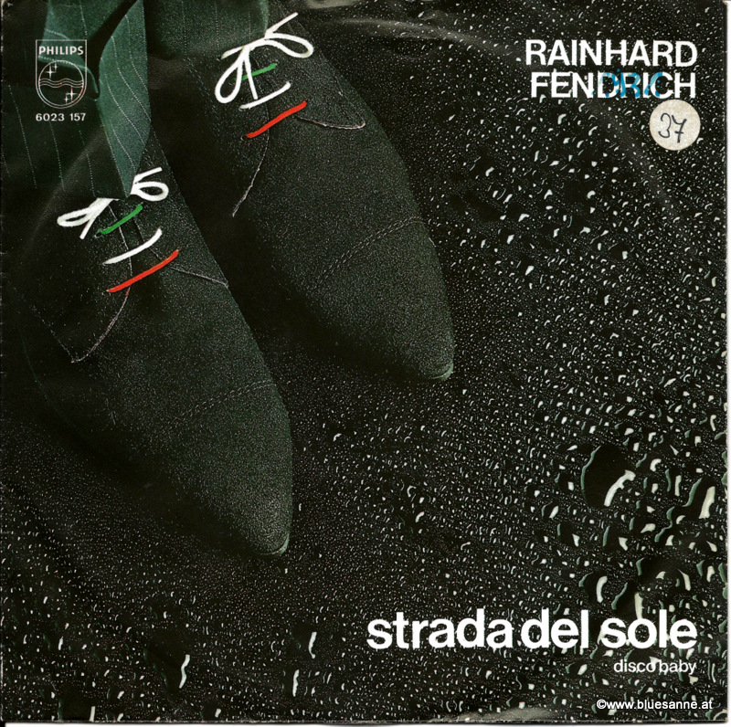 Rainhard Fendrich Strada del sole 1981 Single