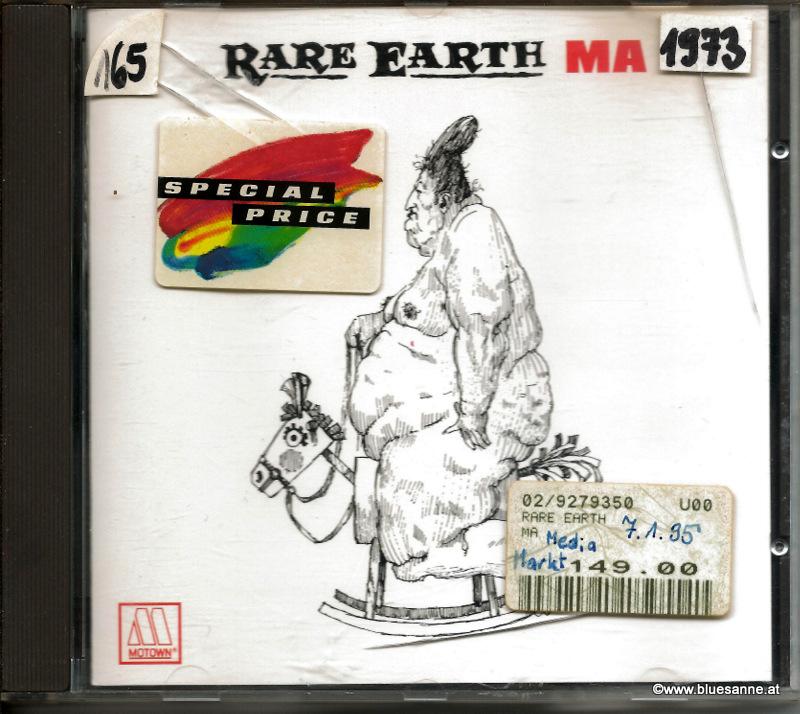 Rare Earth Ma 1973 CD