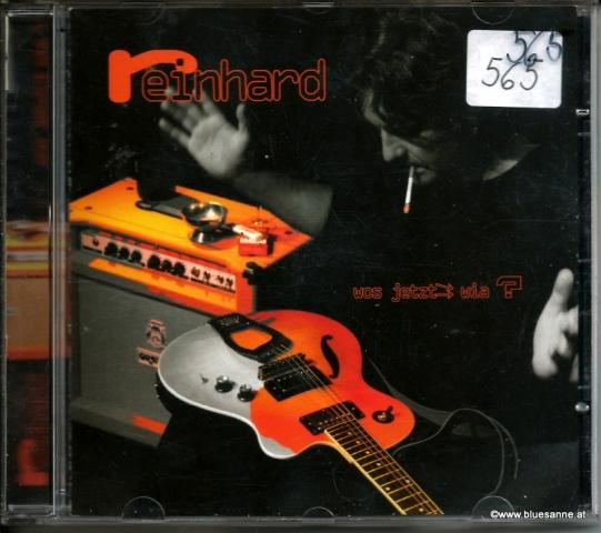 Reinhard Auer - Wos jetzt wia 2011 CD