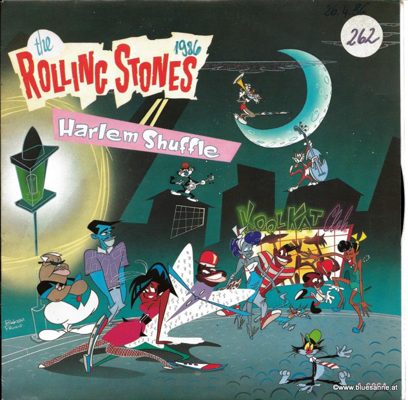 Rolling Stones - Harlem Shuffle 1996 Single