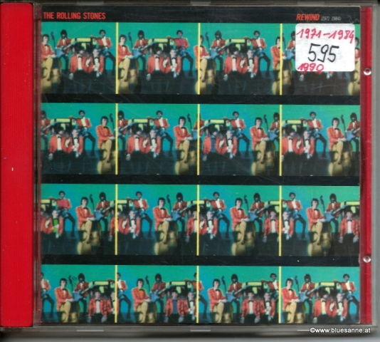 Rolling Stones Rewind 1990 CD