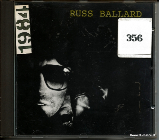 Russ Ballard 1984 CD