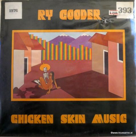 Ry Cooder – Chicken Skin Music 1976 LP