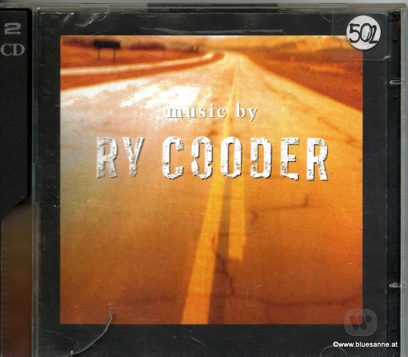 Ry Cooder ‎– Music By Ry Cooder 1995 Doppel-CD