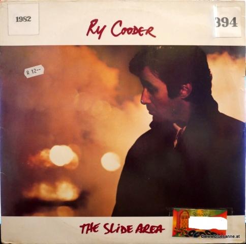 Ry Cooder – The Slide Area 1982 LP