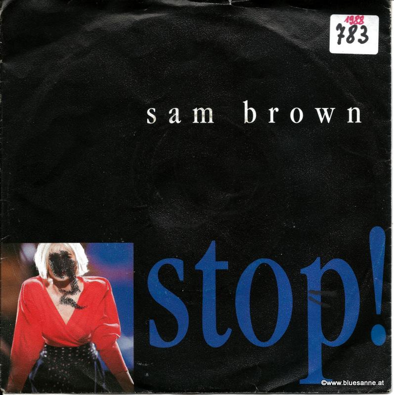 Sam Brown – Stop! 1988