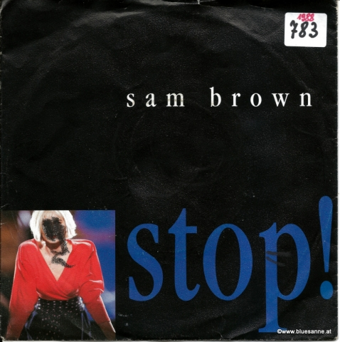 Sam Brown ‎– Stop! 1988
