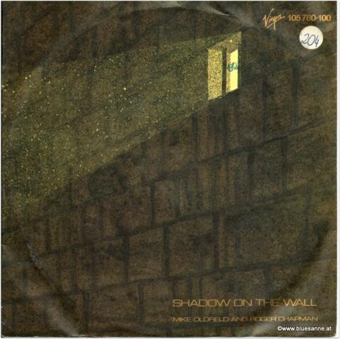 Roger Chapman Shadow on the wall /1983 Single